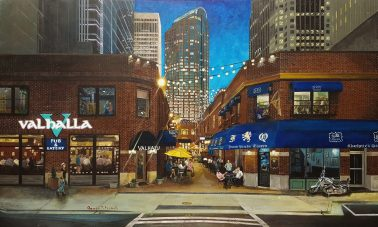 David French Originals – CHARLOTTE PAINTINGS AND MORE